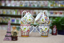 china direct wholesale bone china tea cup from liling branch