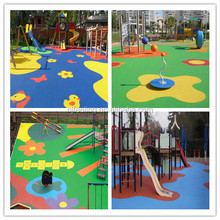 EPDM synthetic rubber, playground for kindergarten-FN-L-15062308