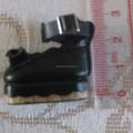 3 cm en bois semelle, Boucle décoration en bois poupée chaussures