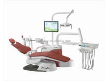 Luxury best quality CE approved wall mounted dental chair unit