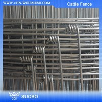 Rabbit Cage Fence Cheap Cattle Farm Fence Galvanized Fencing