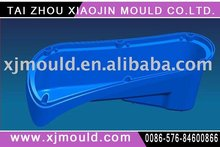 2012 new design plastic injection mold for lamp