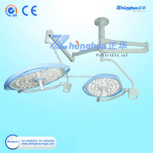 LED Medical Shadowless Lamp Operation Theatre Light Double Dome