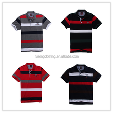 oem man t shirt printed handsome young polo
