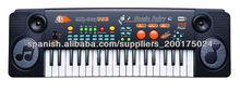 37 teclas del instrumento musical para los niños MQ803USB