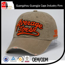 2015 football applique 6 panel summer import baseball caps with slogan