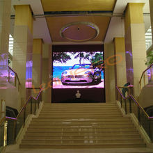 china sexi live video P10 full color display/ indoor led display p10 for meeting room