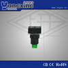 16mm rectangle reliable small electronic 12v buzzer