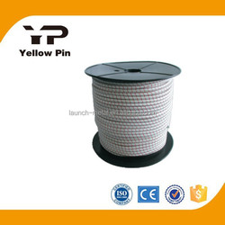 Shock Cord High flexible with latex core, UV-Stabilized. Many colors, delivered on spool