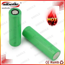 3.7V 18650 lithium batteries for electric toys
