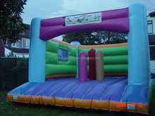 good selling inflatable moonwalk, inflatable trampoline, inflatable boucy castle