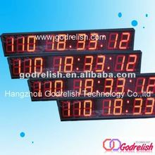 Multifunctional basketball score board with CE ROHS UL