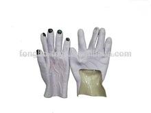 halloween guantes guantes de plástico traje de halloween