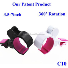 Top Patent product 3Years' Experience 2015 C10 Popular Air Vent Car Phone Holder , Car Mobile Phone Holder for phone