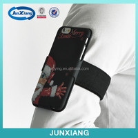stylish belt holster combo sport case with Santa Claus for iphone 5
