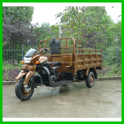 China Water-Cooling Three Wheel Motorcycle for Cargo