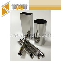 201/304/316/430 Decorative Stainless Steel Tube