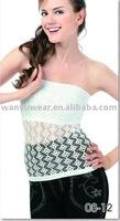 hot sexy seamless lady fish net camisole