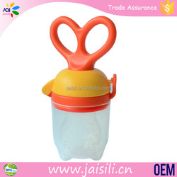 Baby Weaning Food Fruit Pacifier Infant Teething Silicone Baby Food Feeder