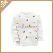 Autumn, children's T-shirt fashion day boy blank baby t-shirts wholesale
