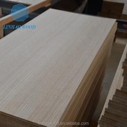 factory direct supplied paulownia wood finger joint board,cheap paulownia wood funiture board