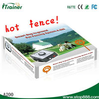 New Electric Smart Dog In-Ground Pet Fencing System A200