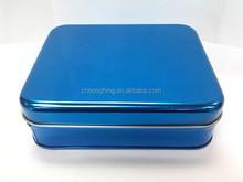 Cadeaux et artisanat utilisation industrielle et métal, 0.23 épaisseur fer blanc matériau boîte d'étain