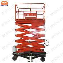 CE approved mobile material handling lifting