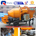 37kw elektrik motoru hidrolik beton karıştırıcı pompa