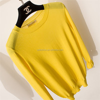 Factory supply attractive price custom pullover garment