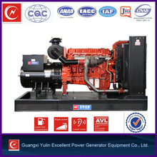 YC6K Electronically Controlled Common Rail deisel generator set