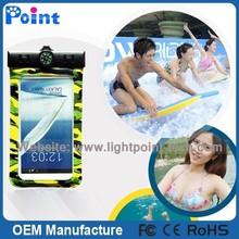 Summer Waterproof Bag For Mobile, PVC Waterproof Bag, cell phone Waterproof Bag
