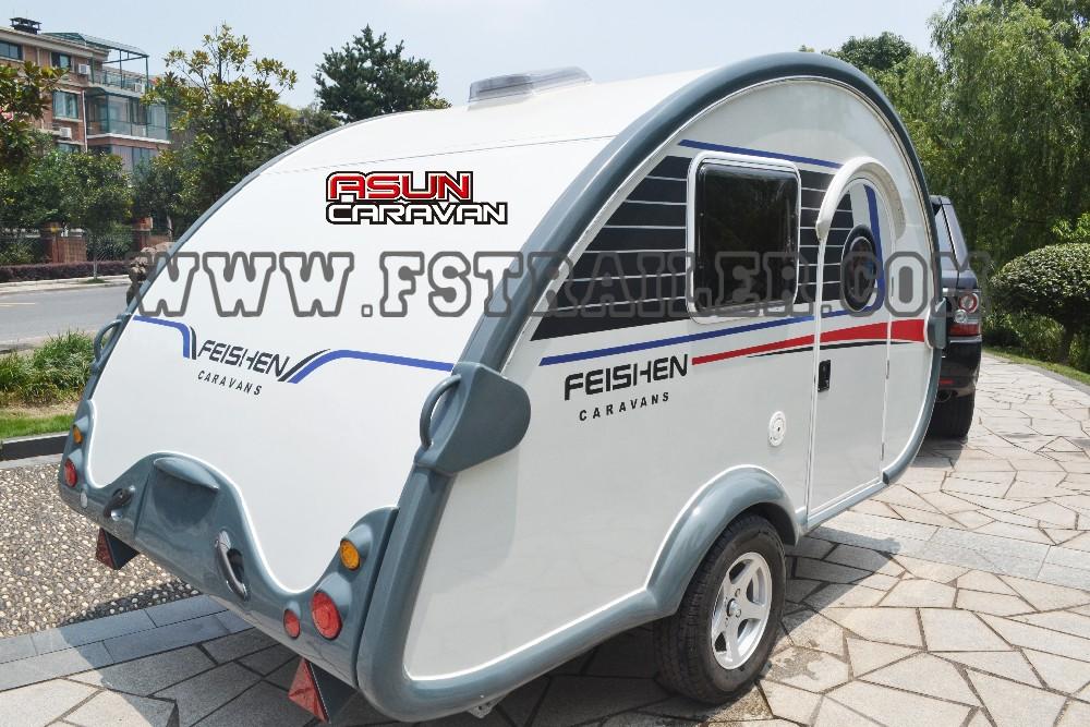 Mini y off road Lágrima Caravana Remolque para la venta-Remolque ...