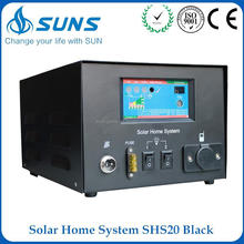 China manufacturer 2kw converseness solar systems for home use