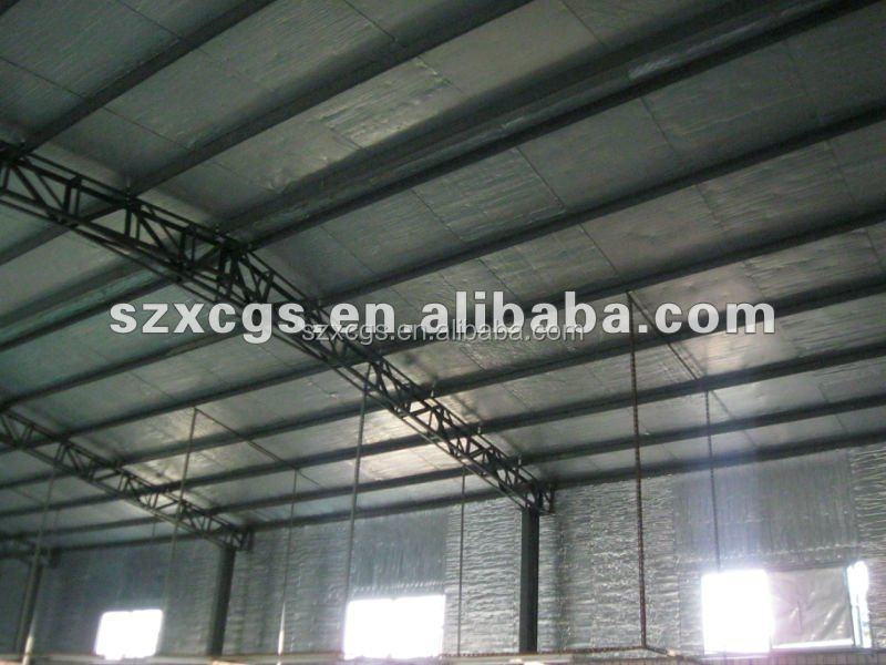 Insulation For Metal Roof