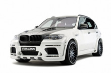 High quality body kit for BM-W X5M E70 2011-2013 HM style-Wide-body