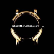 Stainless steel parts wrist watch case eta 2824 movement