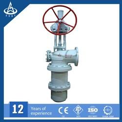 Electricelectric ball valve,Pneumatic Dumping ash ball valve