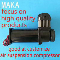 LM400 04 portable dc car air pump compressor