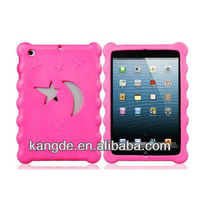 OEM ODM shockproof kids silicone case for ipad mini 2