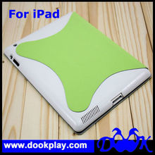 Spider Magnetic Leather Hard Back Case for iPad3 iPad 3 Butterfly Smart Cover