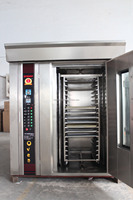 Alibaba electric microwave oven baking oven convection rack oven for bread and pizza