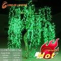 salgueiro do diodo emissor de luz da árvore para decoração de jardim