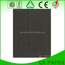 2015 hot alibaba web sale Non-glued Laminating Impact-resistant Matte Pit Design decorative technology paper(Model:QATH8228MB)