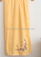 promotional 100 percent cotton turkish bath towels 40 x 70 with high quality HR