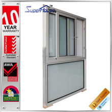 insect screen Residential House with WERS heat insulation aluminum windows