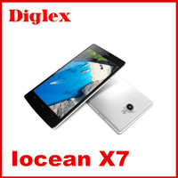 Iocean X7 HD Smartphone 5.0 Inch LTPS OGS Screen MTK6582 Android 4.2 OTG