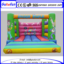 school field day and fundraising events inflatable bouncer/inflatable jumping