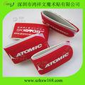 20pcs em um polybag 50x440mm vermelho velcro ski correias