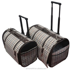 2015 Fashion Pet Carrier With Wheel